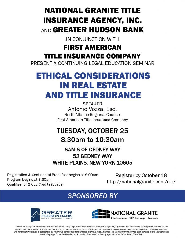 CLE Oct 25 2016 Greater Hudson flyer v3