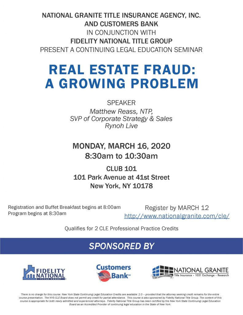 cle march 16 2020 fnf customers bank club 101 flyer v2